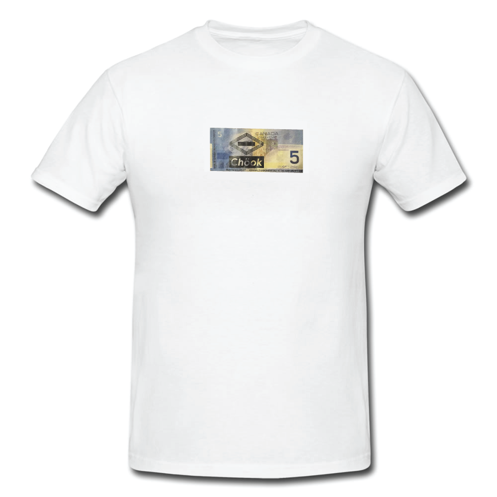 *new* SHCCK Dollar Bill Tee