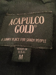 *new* Acapulco Gold Lombardi Coaches Jacket DS Medium