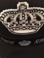 *new* Supreme Crown / Kings Snapback DS