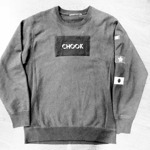 "*new* Chook ""Saint Joseph"" Thermal Crewneck"