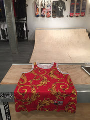 Supreme Nike Basketball Jersey (Red) DS