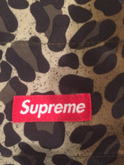 Supreme Leopard Water Shorts - DS X-Large