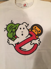 Bape Milo x Ghostbusters Tee - Large DS