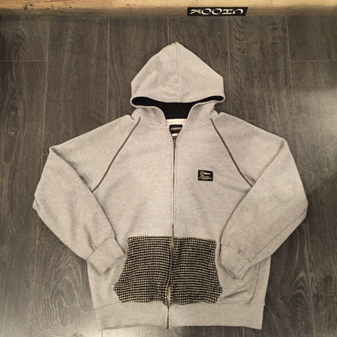 *new* Neighborhood Zip-Up Hoodie - Medium