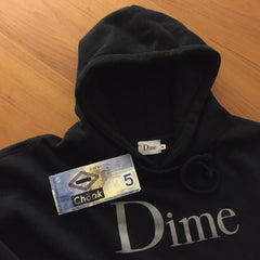 Dime Classic Logo Hoodie DS XL