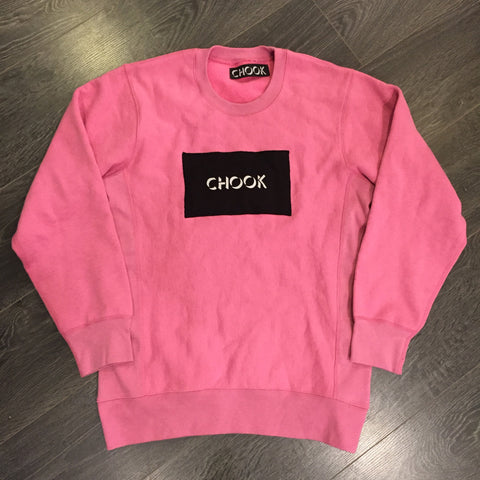 *new* Chook Thermal Crewneck - Pink