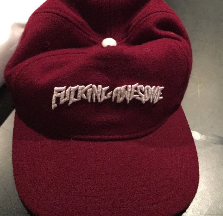 *new* FA Fucking Awesome Hat