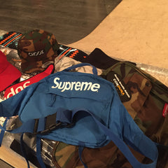 *new* Supreme Shoulder Bag - Blue