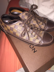 *new* Louis Vuitton sneaker Sz 8.5
