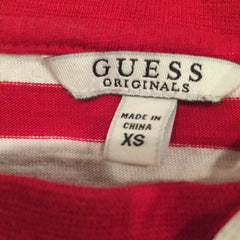 ASAP Rocky / Guess Embroidered Tee - DS XS