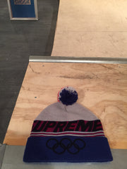 Supreme Olympic Beanie - 2008 release