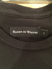 *new* Raised by Wolves Pocket Tee - DS