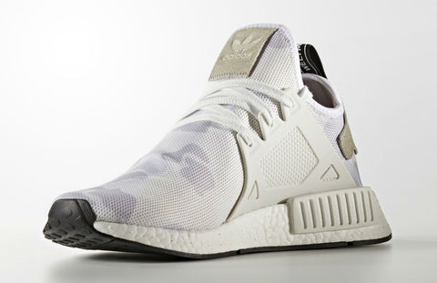 *new* Adidas Originals NMD XR1 White Camo Toe