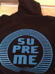 *new* Supreme Disrupt Pullover (Black)