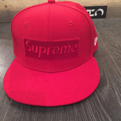 *new* Supreme New Era Tonal Fitted 7.25 DS