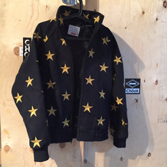 *new* Supreme Stars Zip Stadium Jacket - DS M