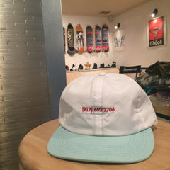 Bianca Chandon Number 6 Panel Cap DS Call Me 917