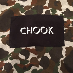 *new* CHOOK Heavyweight Hoodie - Camo