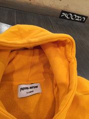 Fucking Awesome Embroidered Logo Hoodie - DS XL