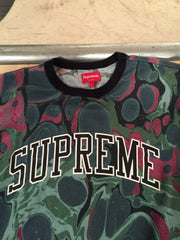 Supreme Marbled Tee 2 - DS
