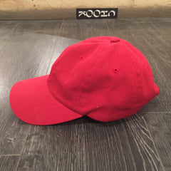 *new* Anti Social Social Club Weird Cap - Cranberry DS