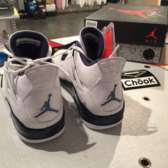 Air Jordan 4 Legend Blue - DS 10.5