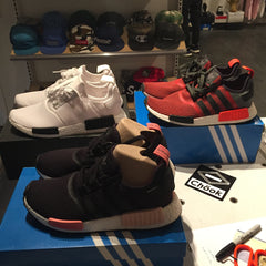 *new* NMD R1 Panda - DS Sz 10