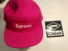 *new* Supreme 5 panel camp - pink DS