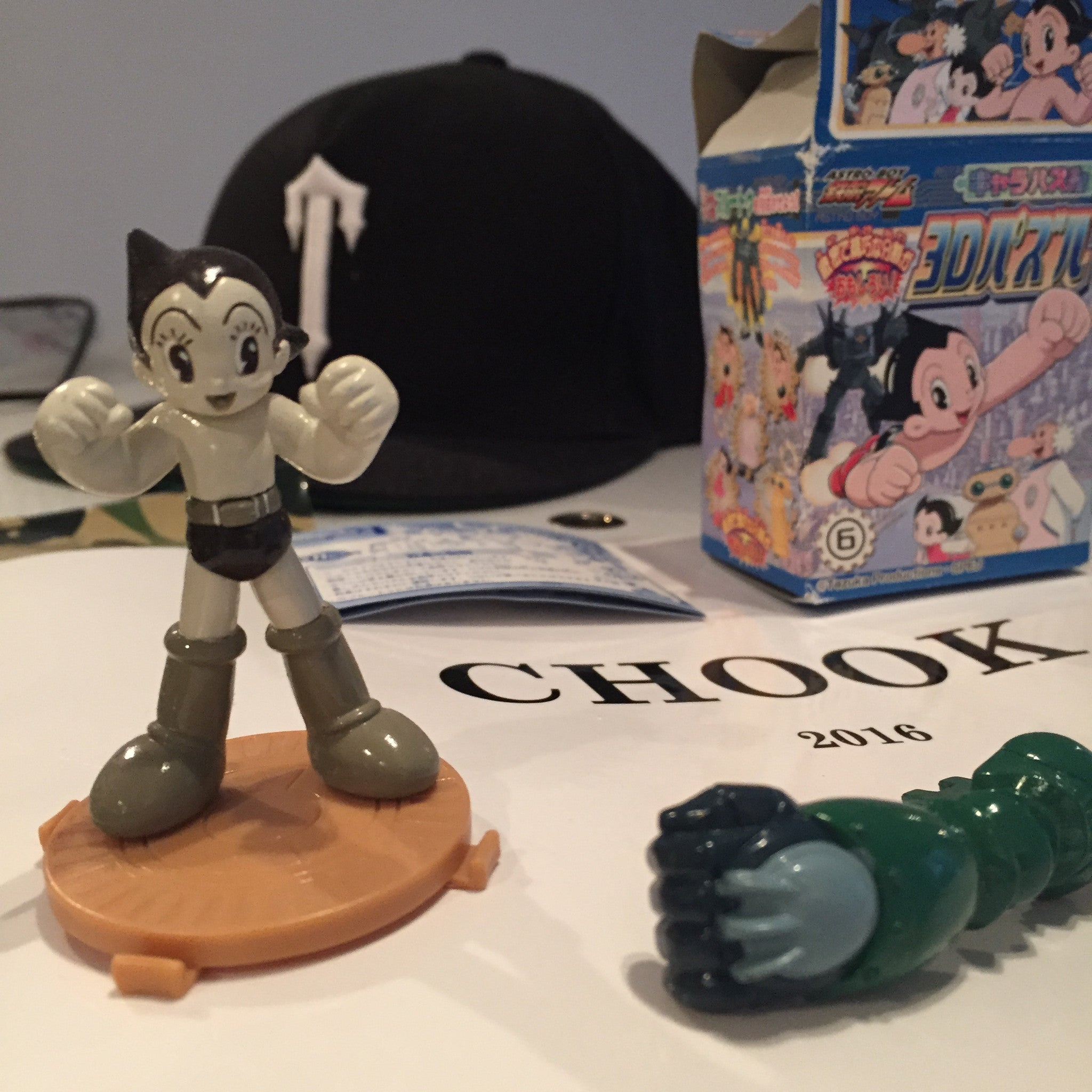 *new* Astro Boy Figurine - DS