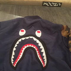 Bape MA1 Shark Bomber Jacket