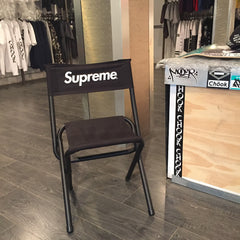 *new* Supreme Coleman Folding Chair