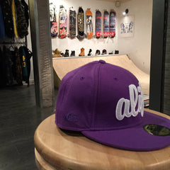 *new* ALIFE Wool New Era Fitted