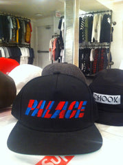 *new* Palace Skateboards Toof Snapback - Black DS