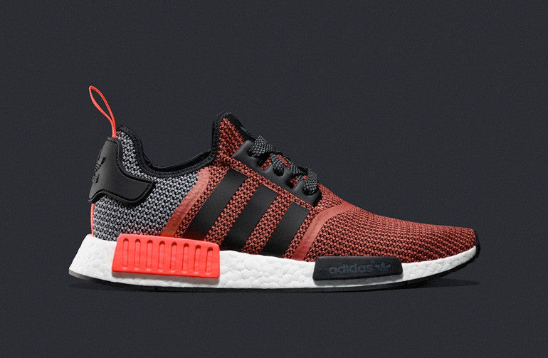 Adidas Originals NMD R1 - DSWT - Lush Red