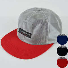 *new* Supreme Metallic Mesh Cap