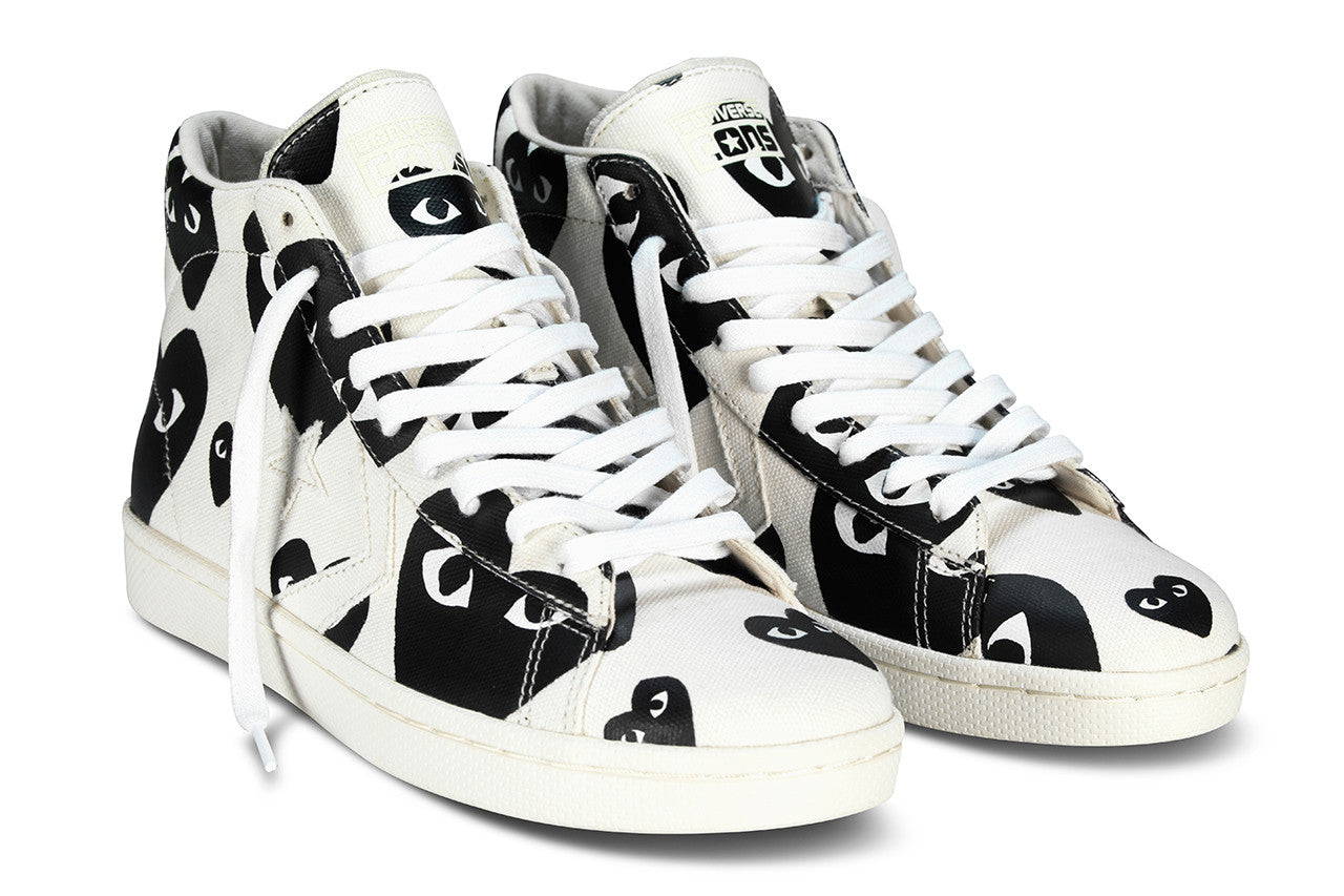 CDG / Converse Pro Leather 2013 - size 9