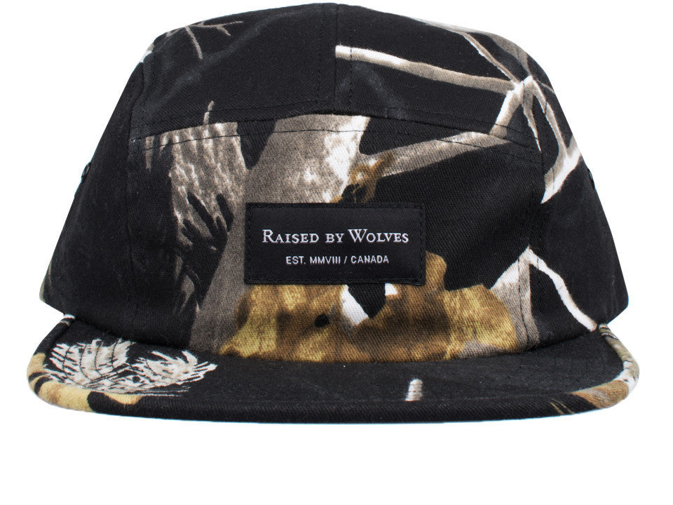 Raised by Wolves Camp - Camo Twill