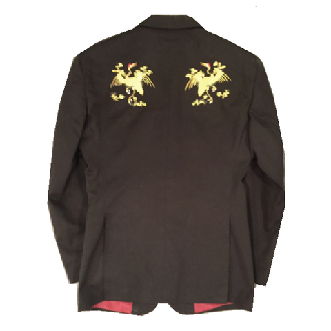 "*new* Chook ""Majulah"" Embroidered Sport Jacket"