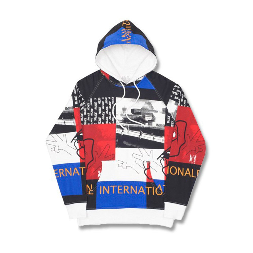 *new* Palace Internationale Hoodie - DS XL