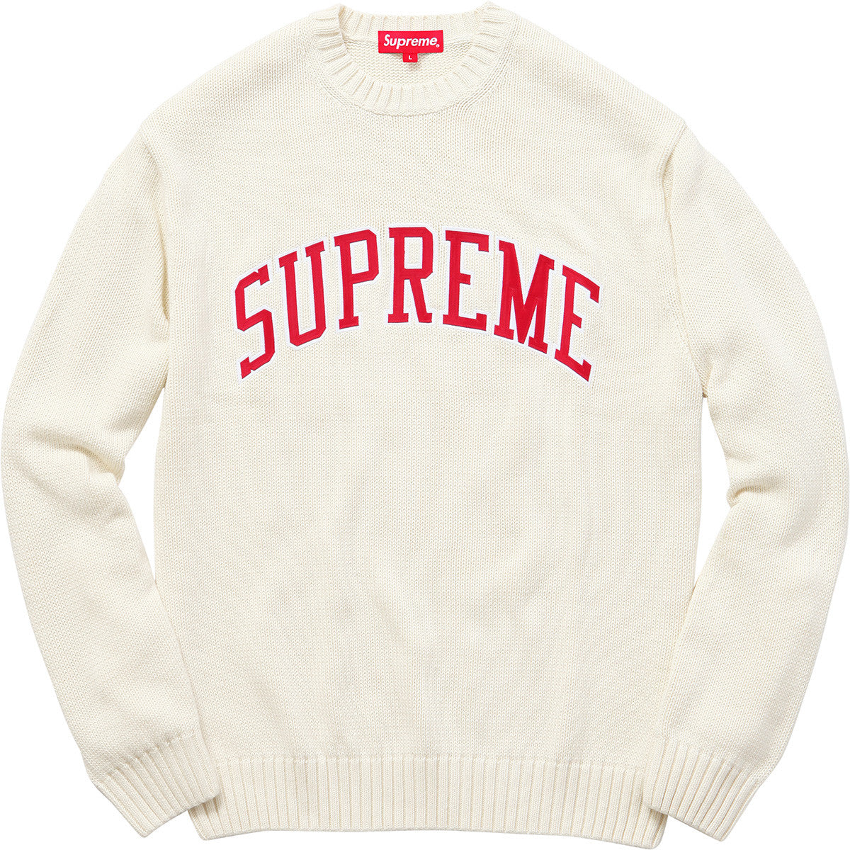 *new* Supreme Tackle Twill Sweater - Medium DS