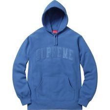 *new* Supreme Tonal Arc Logo Pullover Hoodie - DS L