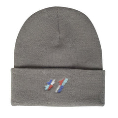 Palace Skateboards Toof Beanie - Grey DS