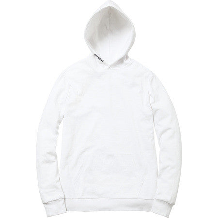 Supreme Mini Harvard Hoodie (White)
