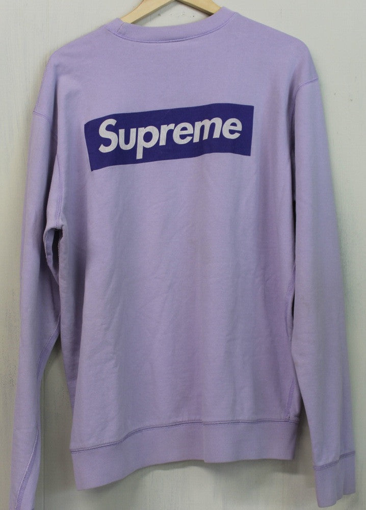Supreme World Famous Crewneck - XL