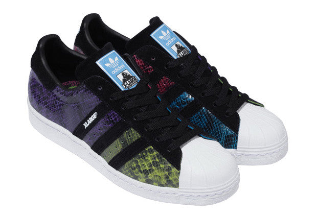 *new* X Large Adidas Superstar - 8.5