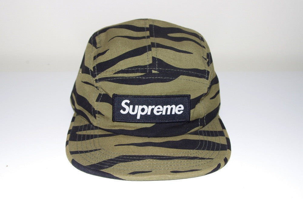 Supreme Jungle Zebra Camp - Olive