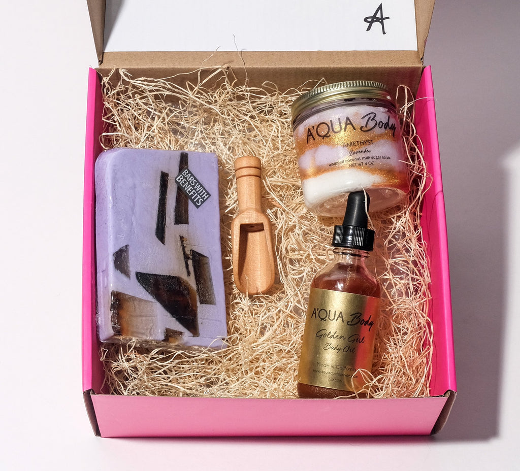 Calming Gold Dust Box