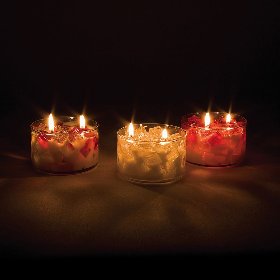 Lilac 2 Wick Candle - Primal Elements