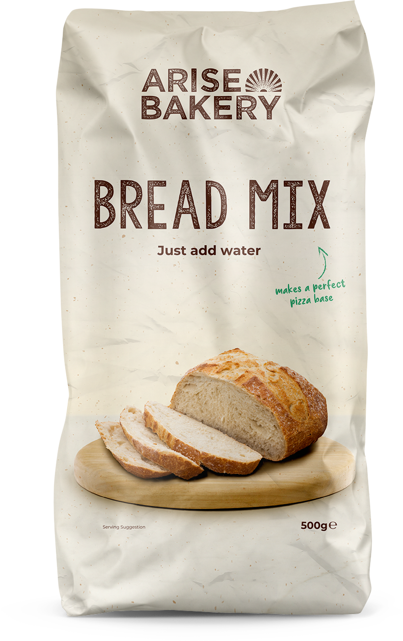 White Bread Mix (6 x 500g)