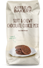 Load image into Gallery viewer, Soft & Chewy Chocolate Cookie (8 x 250g)